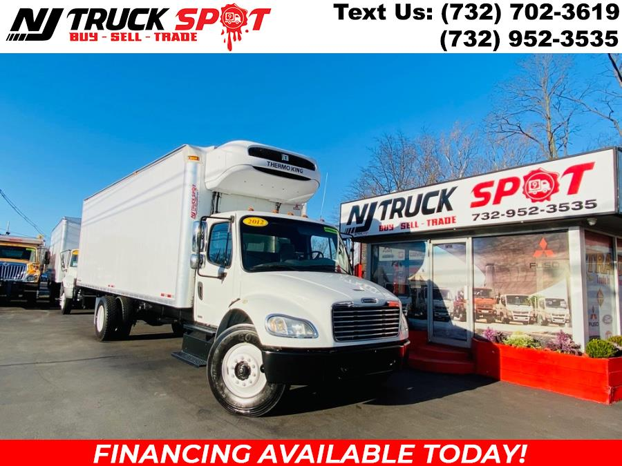 Used 2012 FREIGHTLINER M2 106 in South Amboy, New Jersey | NJ Truck Spot. South Amboy, New Jersey