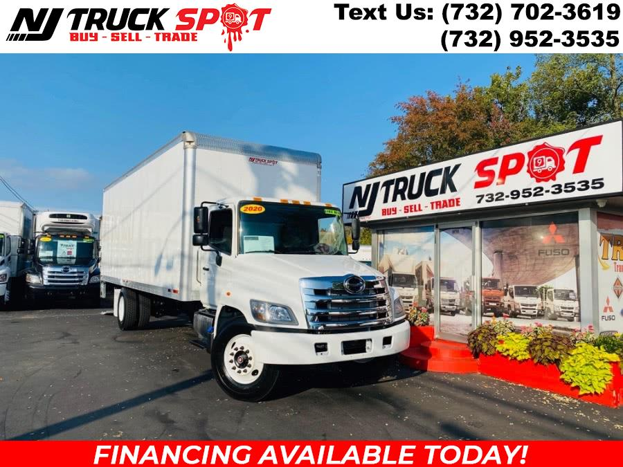 Used 2020 HINO 268A in South Amboy, New Jersey | NJ Truck Spot. South Amboy, New Jersey