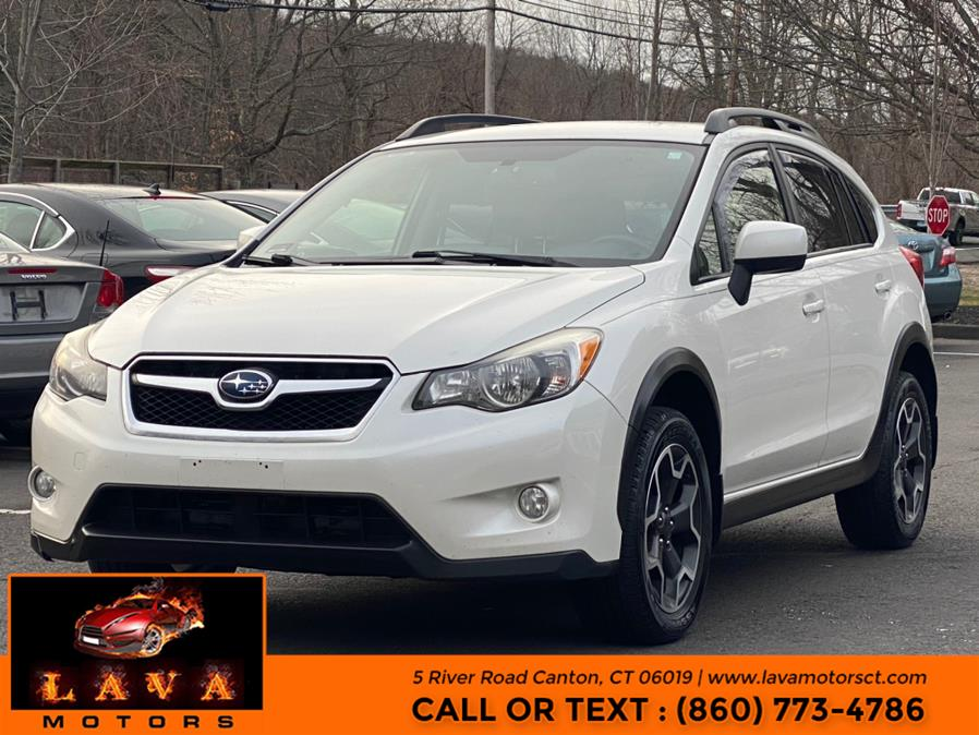 Used 2014 Subaru XV Crosstrek in Canton, Connecticut | Lava Motors. Canton, Connecticut