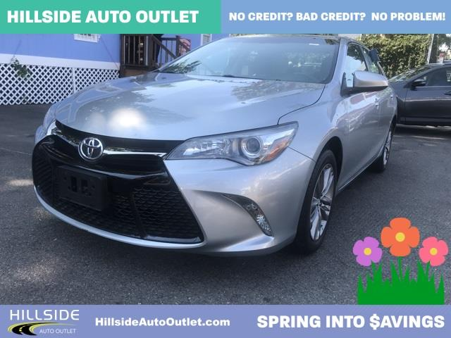 Used Toyota Camry SE 2017   Hillside Auto Outlet. Jamaica, New York