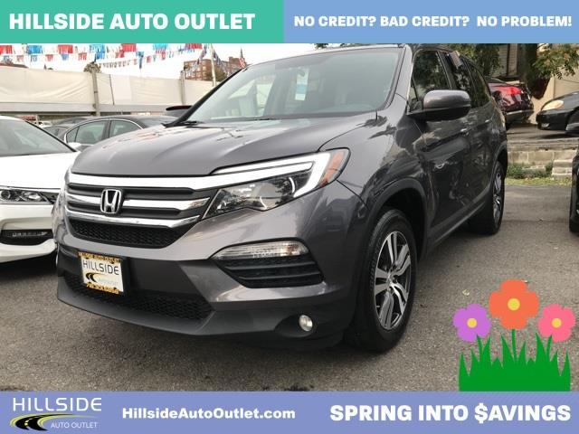 Used Honda Pilot EX-L 2017 | Hillside Auto Outlet. Jamaica, New York