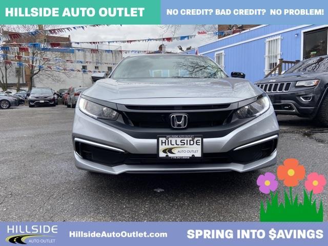 Used Honda Civic LX 2020 | Hillside Auto Outlet. Jamaica, New York