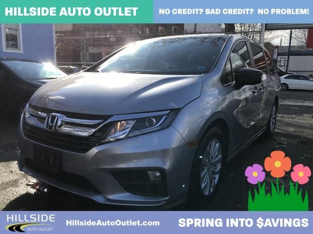 Used Honda Odyssey LX 2018 | Hillside Auto Outlet. Jamaica, New York