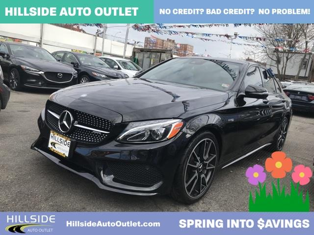 Used Mercedes-benz C-class C 43 AMG® 2017 | Hillside Auto Outlet. Jamaica, New York