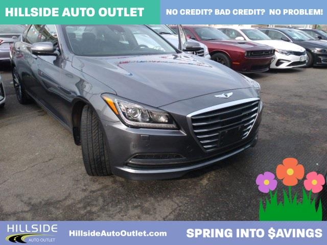 Used Hyundai Genesis 3.8 2015 | Hillside Auto Outlet. Jamaica, New York