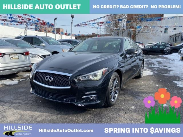 Used Infiniti Q50 3.0t Signature Edition 2017 | Hillside Auto Outlet. Jamaica, New York