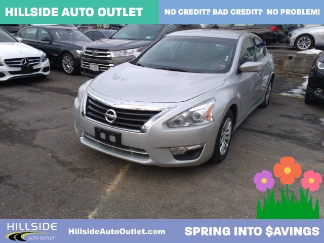 Used Nissan Altima 2.5 S 2015 | Hillside Auto Outlet. Jamaica, New York