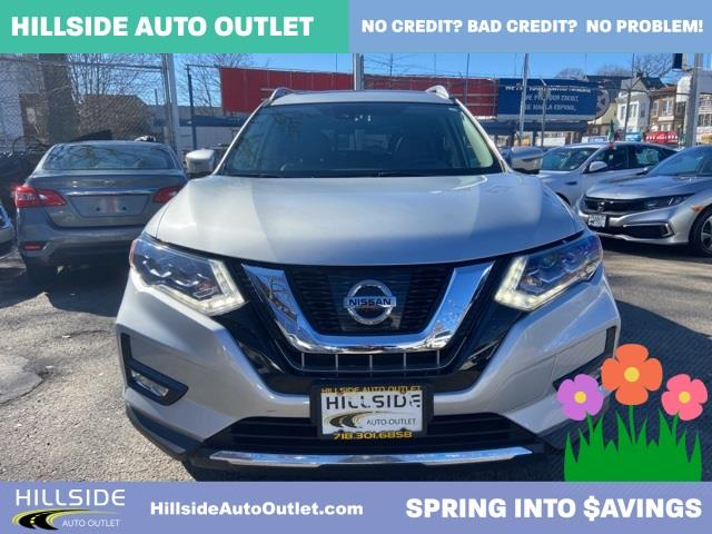 Used Nissan Rogue SL 2017 | Hillside Auto Outlet. Jamaica, New York