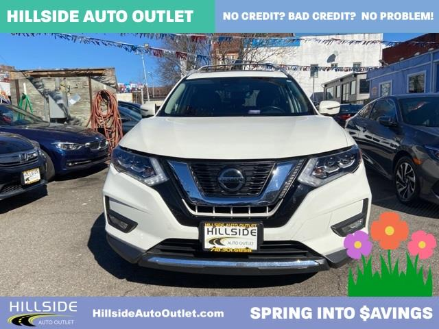 Used Nissan Rogue SL 2018 | Hillside Auto Outlet. Jamaica, New York