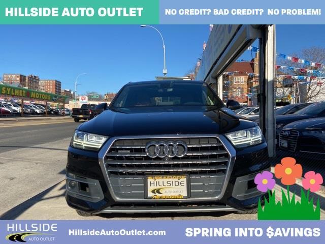 Used Audi Q7 3.0T Premium Plus 2017 | Hillside Auto Outlet. Jamaica, New York