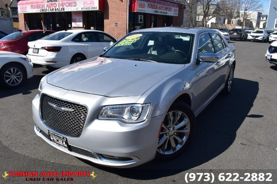 Used 2020 Chrysler 300 in Irvington, New Jersey | Foreign Auto Imports. Irvington, New Jersey