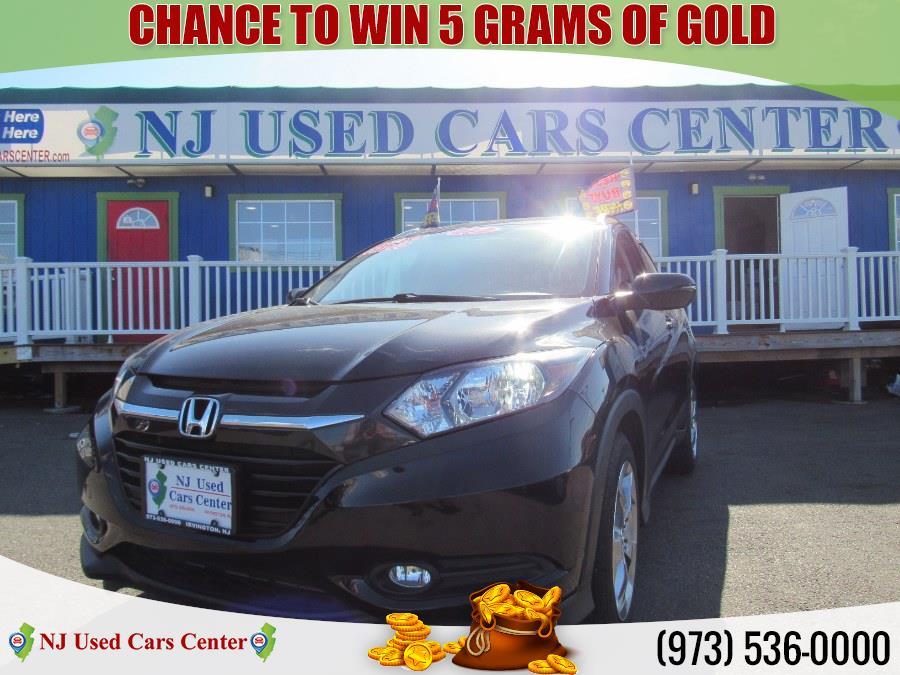 Used 2017 Honda HR-V in Irvington, New Jersey   NJ Used Cars Center. Irvington, New Jersey