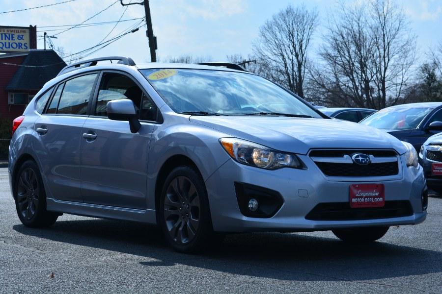 Used Subaru Impreza Wagon 5dr Auto 2.0i Sport Premium 2014   Longmeadow Motor Cars. ENFIELD, Connecticut