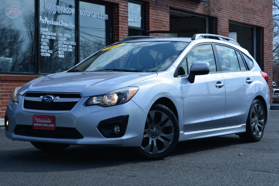 Used 2014 Subaru Impreza Wagon in ENFIELD, Connecticut | Longmeadow Motor Cars. ENFIELD, Connecticut