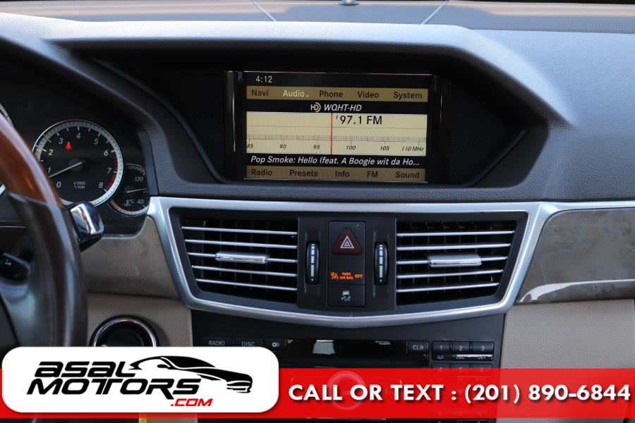 Used Mercedes-Benz E-Class 4dr Sdn E350 Sport 4MATIC 2010 | Asal Motors. East Rutherford, New Jersey