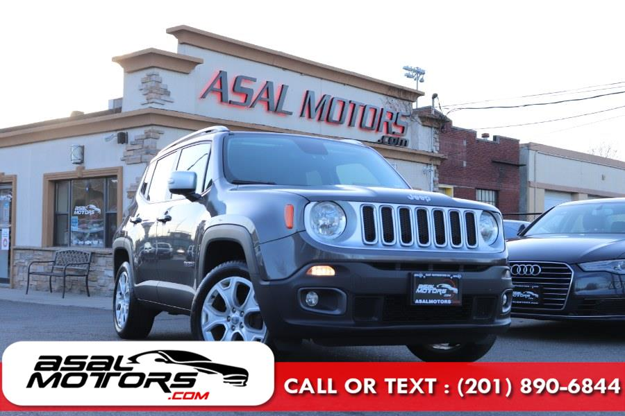 Used Jeep Renegade 4WD 4dr Limited 2016 | Asal Motors. East Rutherford, New Jersey