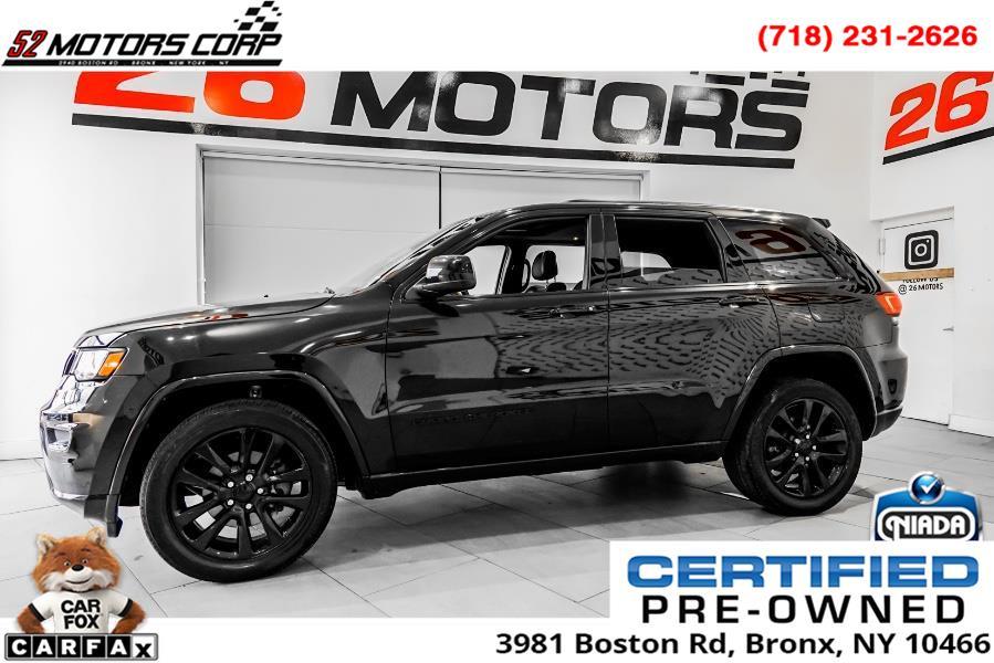 Used 2018 Jeep Grand Cherokee in Woodside, New York | 52Motors Corp. Woodside, New York