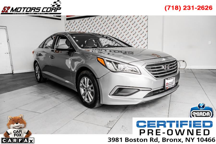 Used Hyundai Sonata 2.4L 2017 | 52Motors Corp. Woodside, New York