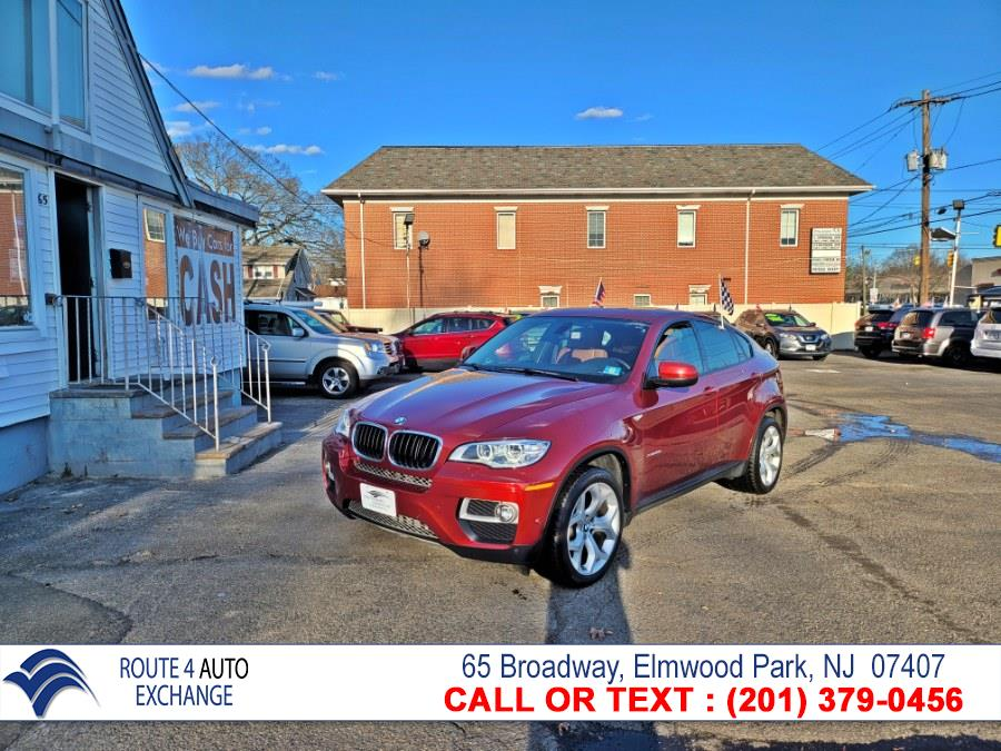 Used BMW X6 AWD 4dr xDrive35i 2013 | Route 4 Auto Exchange. Elmwood Park, New Jersey