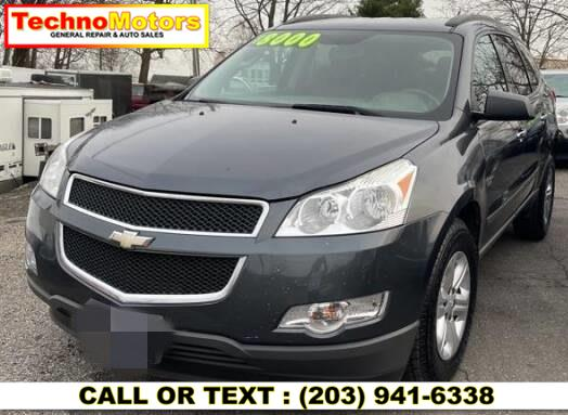 Used Chevrolet Traverse AWD 4dr LS 2010 | Techno Motors . Danbury , Connecticut