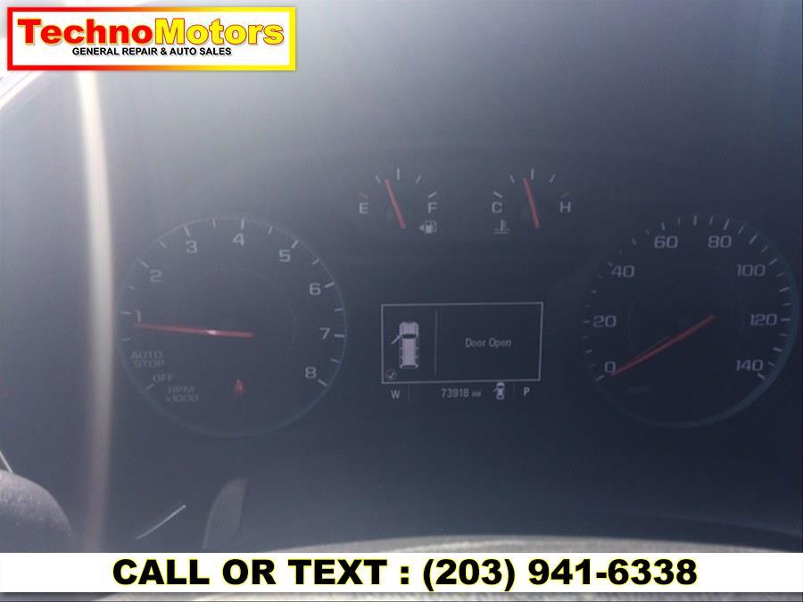 Used Chevrolet Equinox AWD 4dr LT w/1LT 2018 | Techno Motors . Danbury , Connecticut