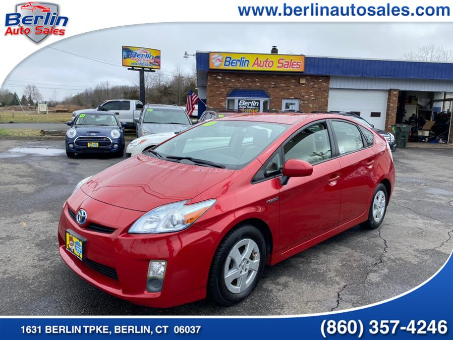 Used 2011 Toyota Prius in Berlin, Connecticut | Berlin Auto Sales LLC. Berlin, Connecticut