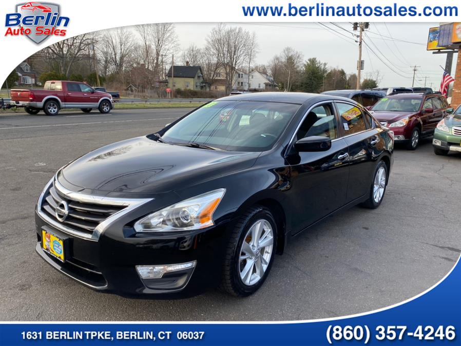 Used 2013 Nissan Altima in Berlin, Connecticut | Berlin Auto Sales LLC. Berlin, Connecticut