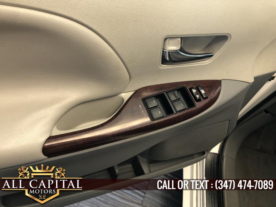 Used Toyota Sienna 5dr 7-Pass Van V6 XLE AAS FWD (Natl) 2011 | All Capital Motors. Brooklyn, New York