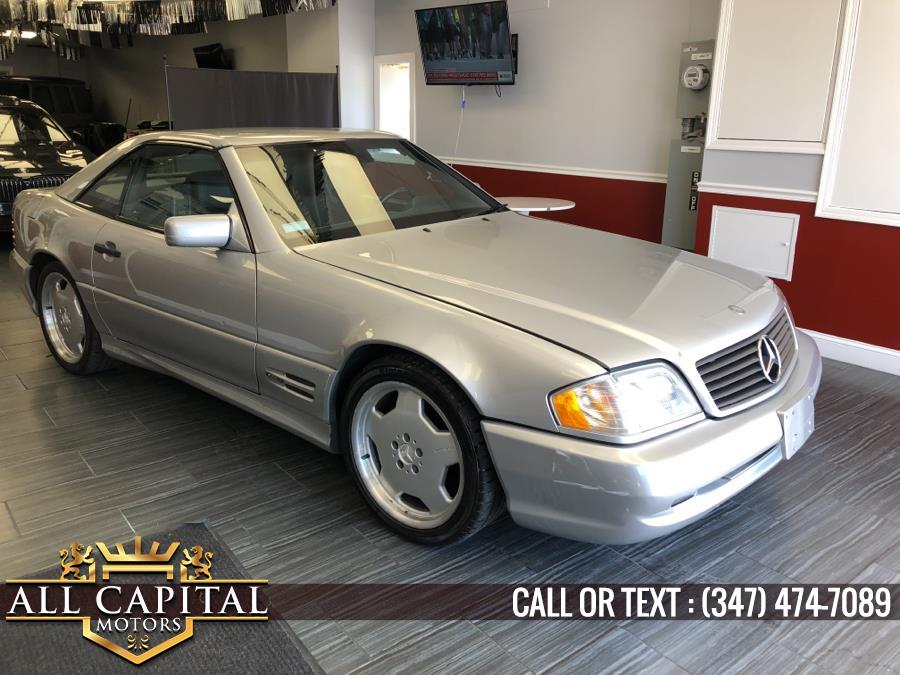 Used 1998 Mercedes-Benz SL-Class in Brooklyn, New York | All Capital Motors. Brooklyn, New York