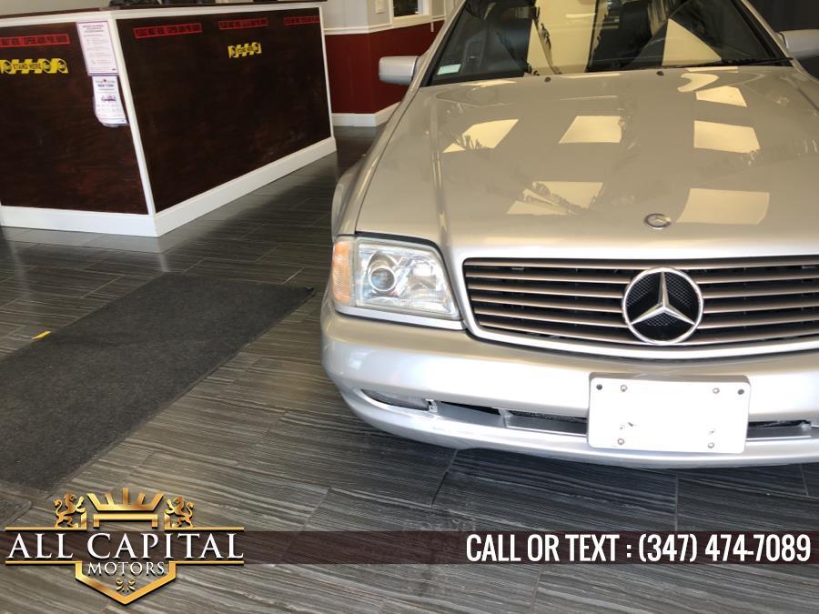 Used Mercedes-Benz SL-Class 2dr Roadster 5.0L 1998 | All Capital Motors. Brooklyn, New York