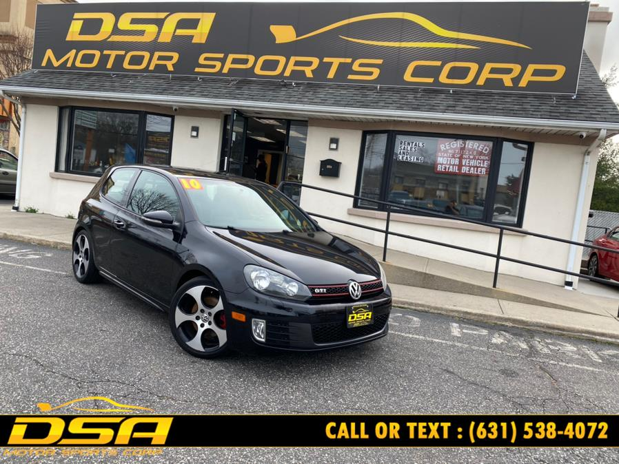 Used 2010 Volkswagen GTI in Commack, New York | DSA Motor Sports Corp. Commack, New York