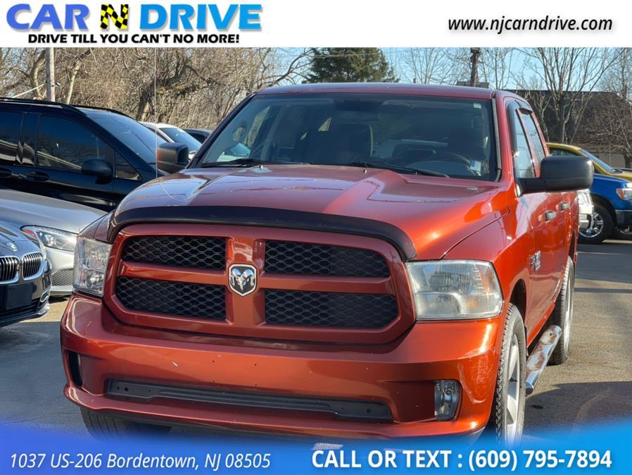 Used Ram 1500 Tradesman Crew Cab SWB 2WD 2013   Car N Drive. Bordentown, New Jersey