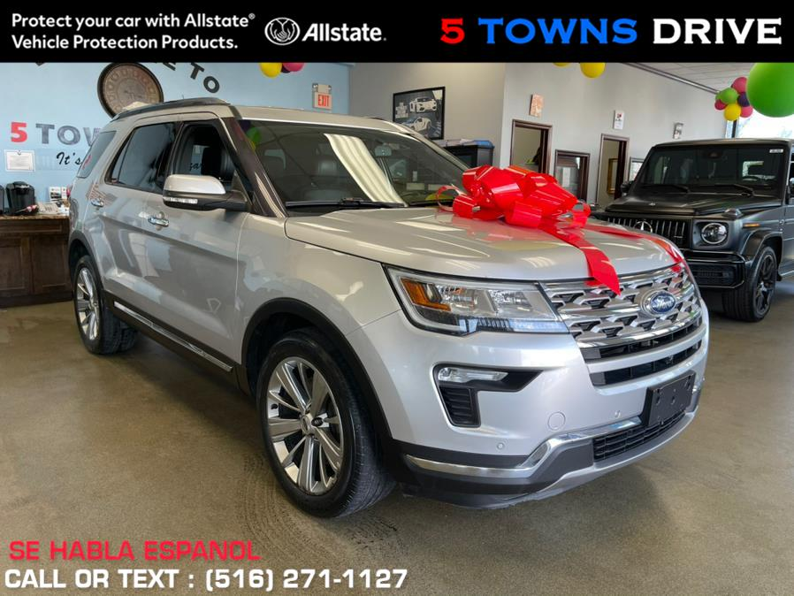 Used Ford Explorer Limited 4WD 2018 | 5 Towns Drive. Inwood, New York