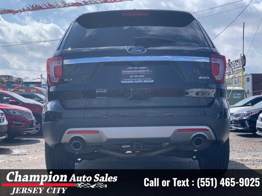 Used Ford Explorer XLT 4WD 2017 | Champion Auto Sales. Jersey City, New Jersey