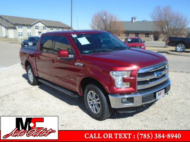 Used 2016 Ford F-150 in Colby, Kansas | M C Auto Outlet Inc. Colby, Kansas