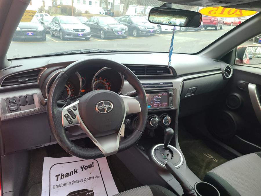 Used Scion tC 2dr Hatchback Auto 2015 | National Auto Brokers, Inc.. Waterbury, Connecticut