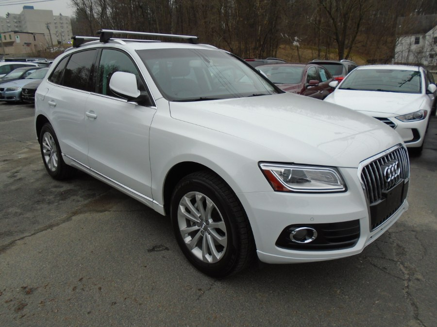 Used 2014 Audi Q5 in Waterbury, Connecticut | Jim Juliani Motors. Waterbury, Connecticut