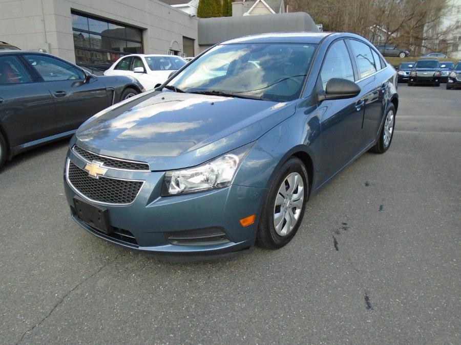 Used Chevrolet Cruze 4dr Sdn LS 2012 | Jim Juliani Motors. Waterbury, Connecticut