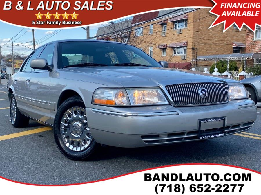 Used 2003 Mercury Grand Marquis in Bronx, New York | B & L Auto Sales LLC. Bronx, New York
