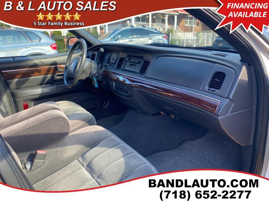 Used Mercury Grand Marquis 4dr Sedan GS 2003 | B & L Auto Sales LLC. Bronx, New York