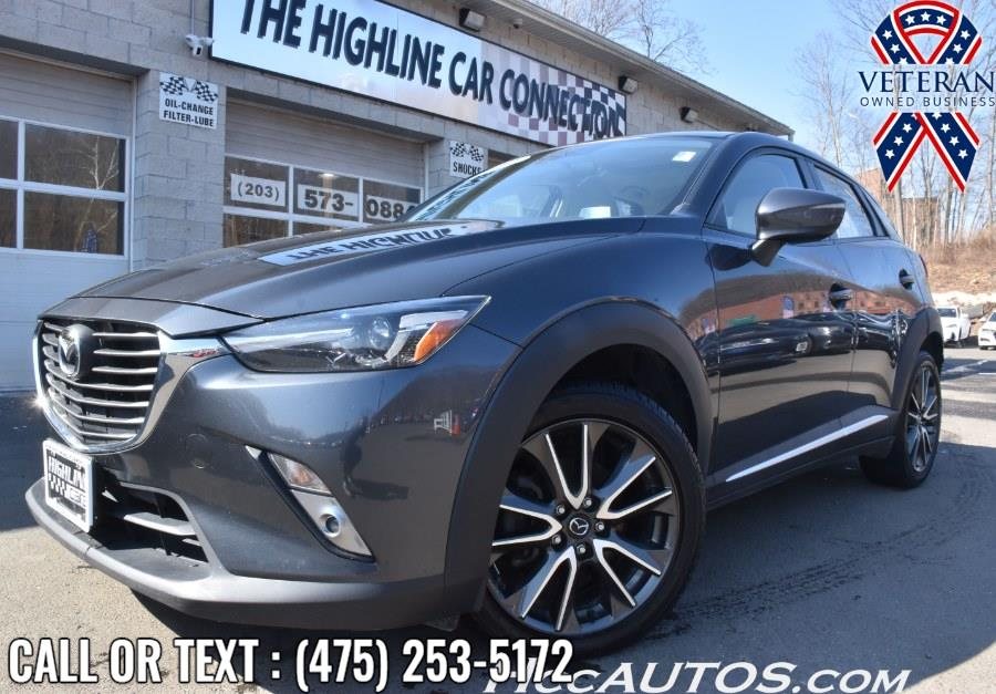 Used 2017 Mazda CX-3 in Waterbury, Connecticut | Highline Car Connection. Waterbury, Connecticut