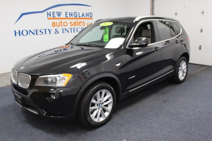 Used 2012 BMW X3 in Plainville, Connecticut | New England Auto Sales LLC. Plainville, Connecticut