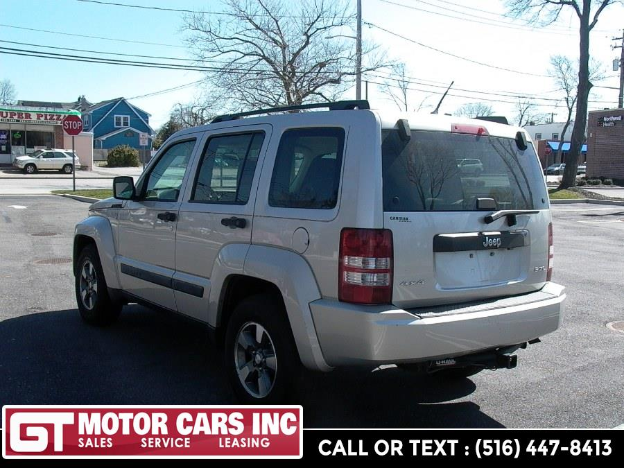 2008 Jeep Liberty 4WD 4dr Sport, available for sale in Bellmore, NY