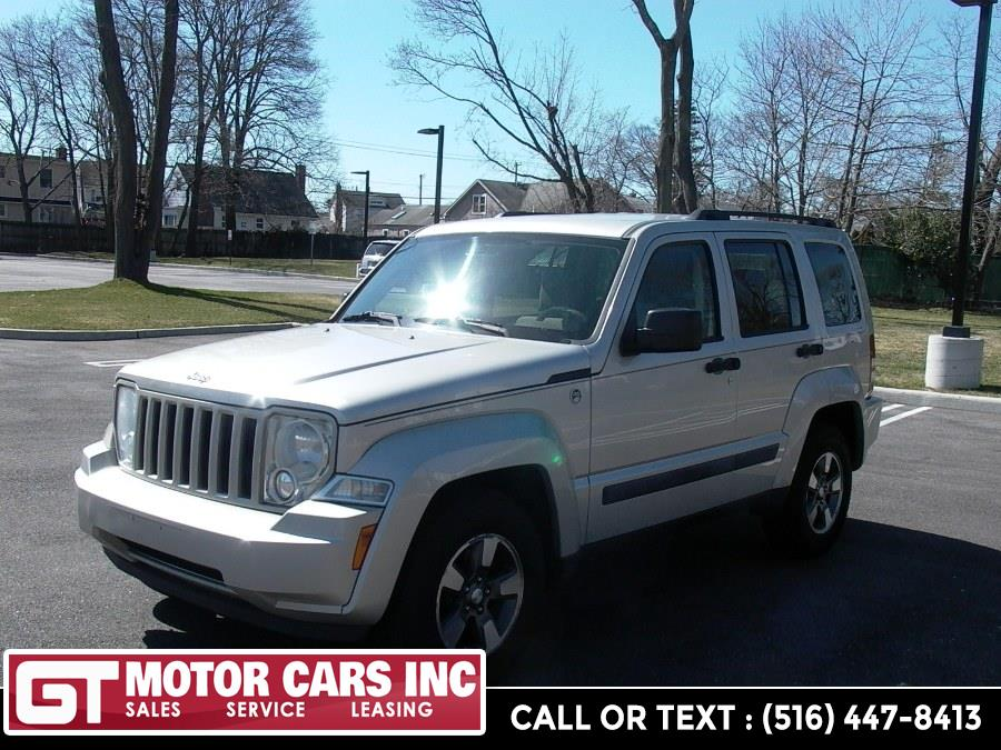Used Jeep Liberty 4WD 4dr Sport 2008