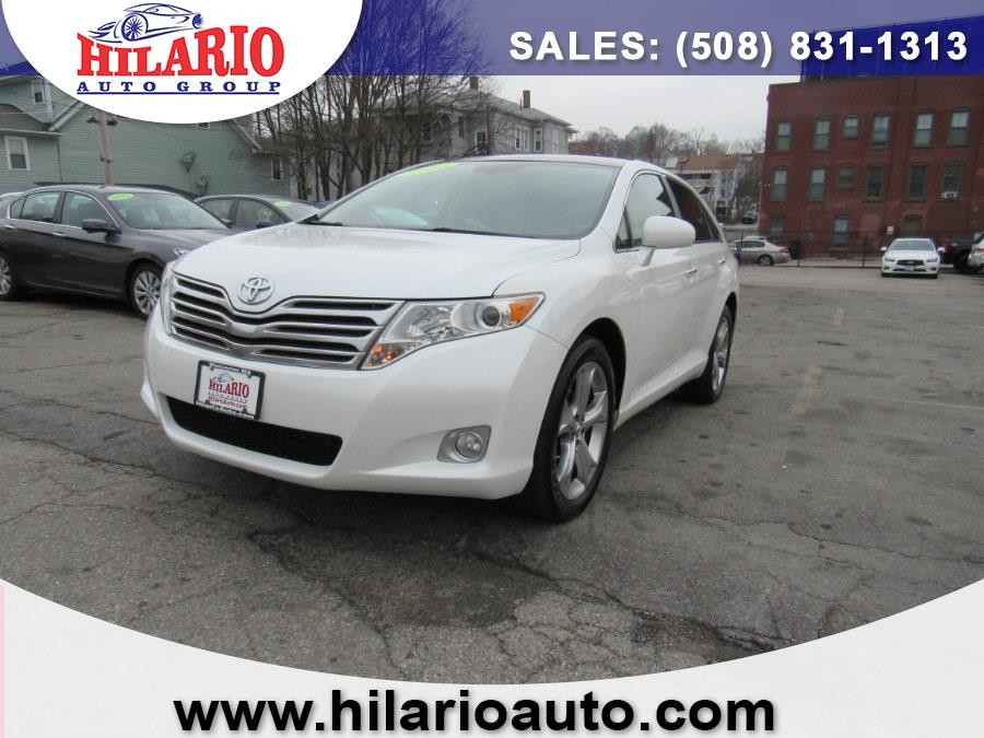 Used 2012 Toyota Venza in Worcester, Massachusetts | Hilario's Auto Sales Inc.. Worcester, Massachusetts