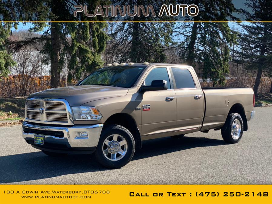 Used 2010 Dodge Ram 2500 in Waterbury, Connecticut | Platinum Auto Care. Waterbury, Connecticut