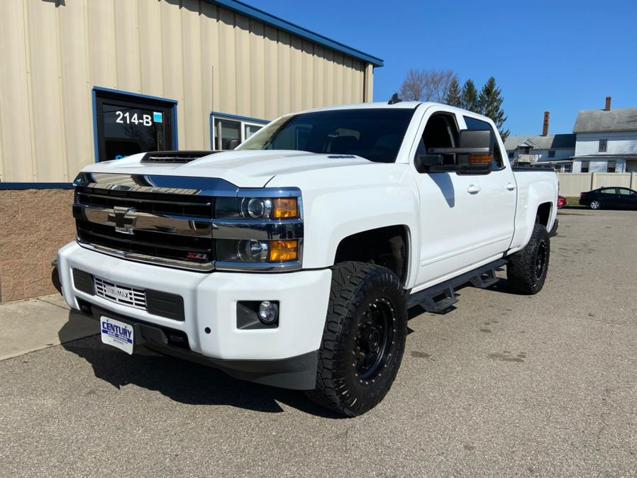 Used 2018 Chevrolet Silverado 2500HD in East Windsor, Connecticut | Century Auto And Truck. East Windsor, Connecticut