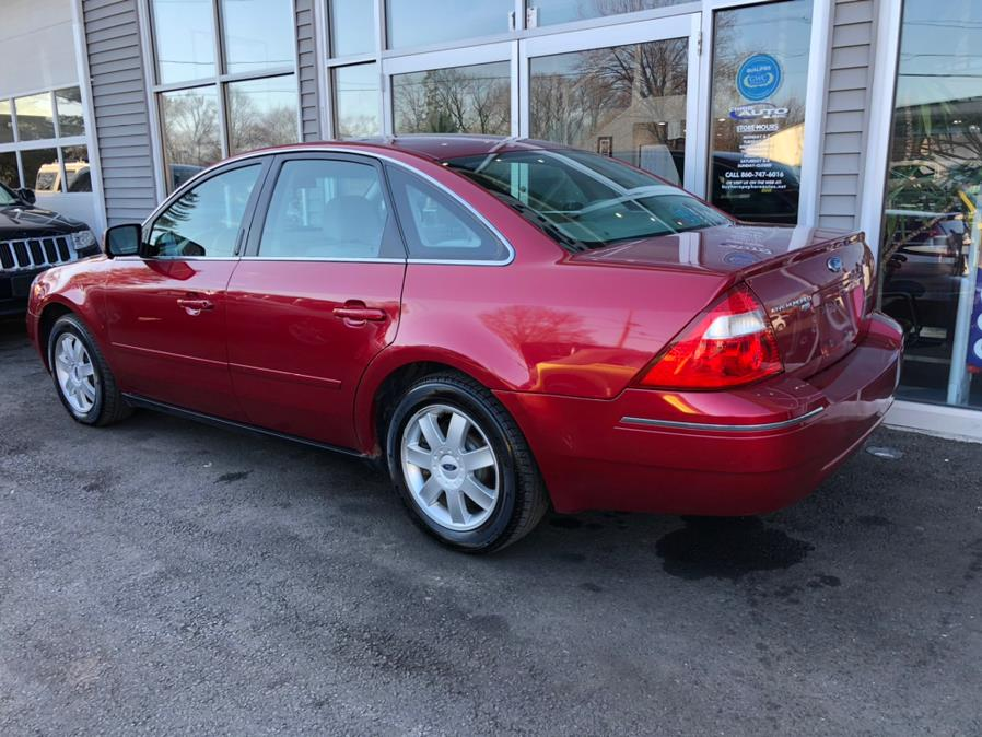 Used Ford Five Hundred 4dr Sdn SE AWD 2006 | Chris's Auto Clinic. Plainville, Connecticut