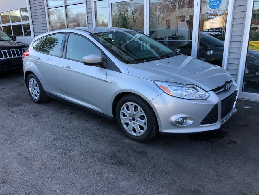Used Ford Focus 5dr HB SE 2012 | Chris's Auto Clinic. Plainville, Connecticut