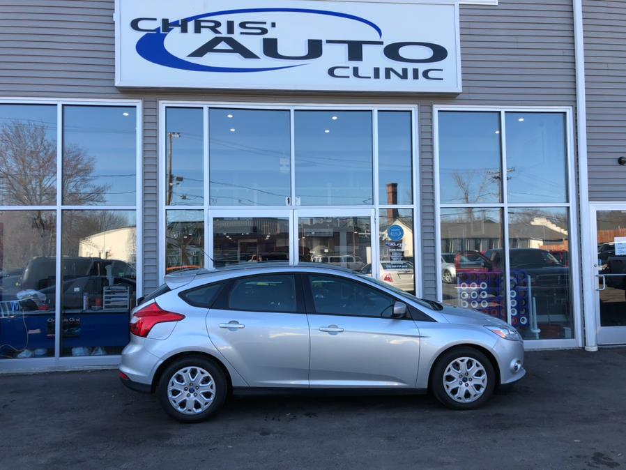 Used 2012 Ford Focus in Plainville, Connecticut | Chris's Auto Clinic. Plainville, Connecticut